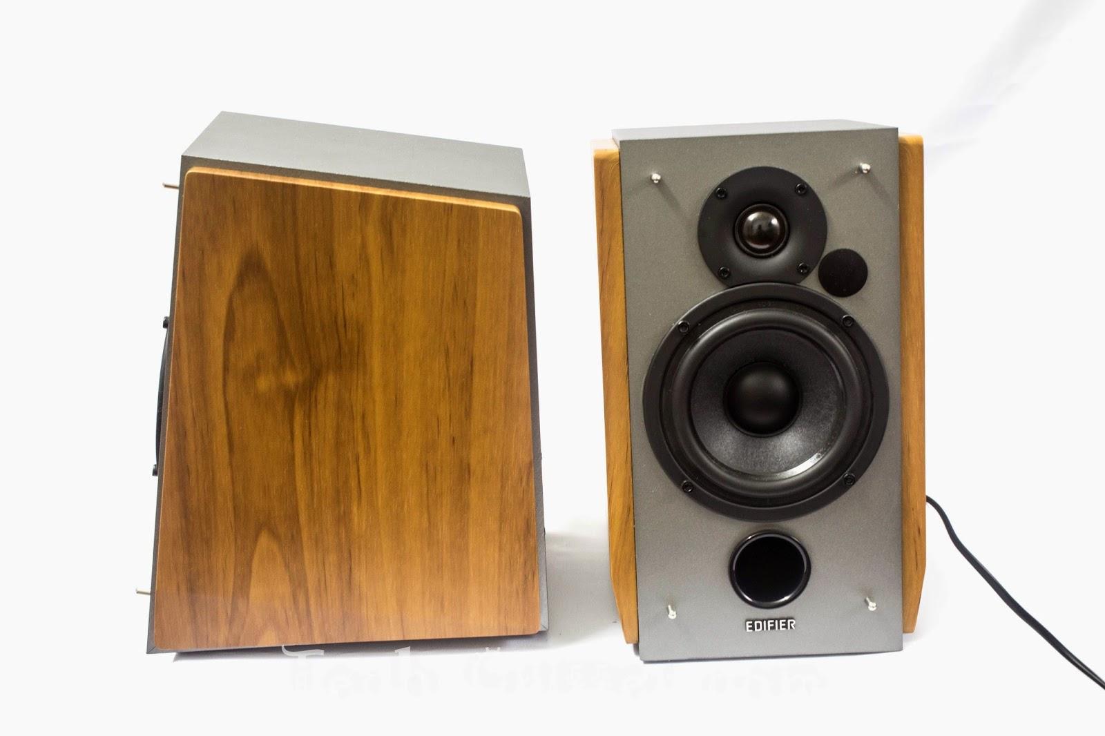 Quick Review: Edifier Studio R1600T III 2.0 Speaker System 26