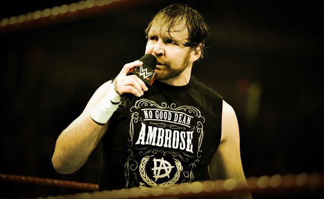 A legfrissebb hírek Dean Ambrose-ról