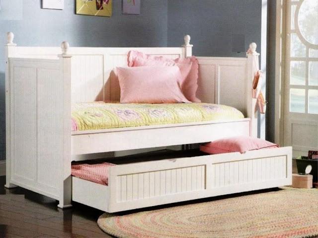 Giường ngủ đa năng tích hợp nhiều chức năng