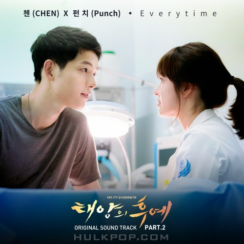 CHEN, Punch – Descendants of the Sun OST Part.2 (FLAC + ITUNES PLUS AAC M4A)
