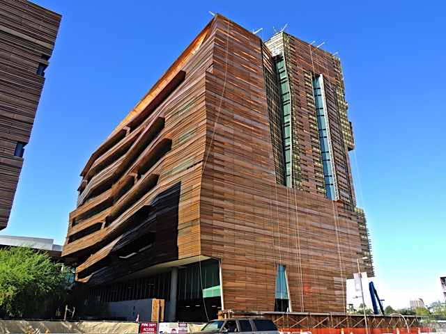 Phoenix Daily Photo More Copper Clad Buildings