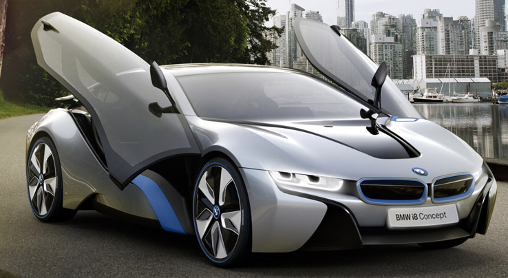 Bmw I8 Concept Price In Usa