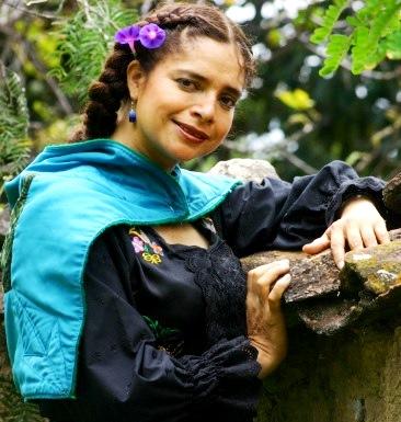 Foto de Victoria de Ayacucho sonriendo