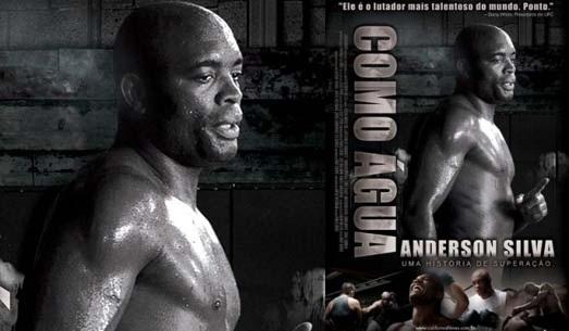 """Chega ao Brasil """"A Biblia do MMA"""", livro de Anderson Silva. 7"""