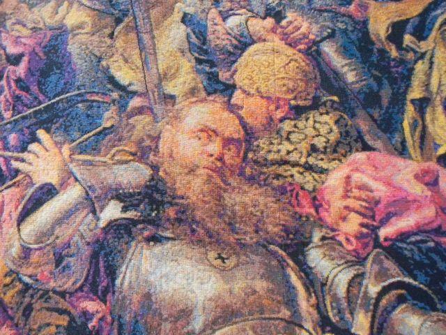 bitwa, Grunwald, Matejko, obraz