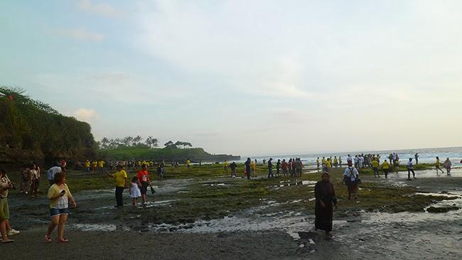 Esplanada de Tanah Lot
