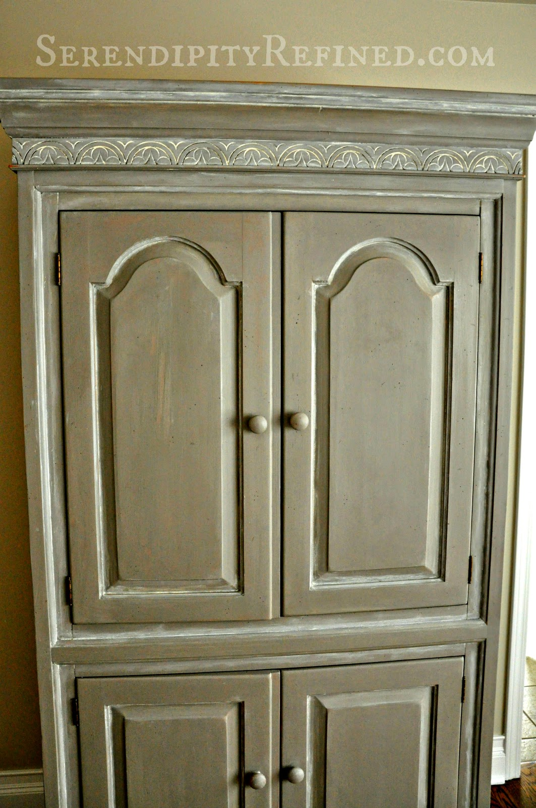 Serendipity Refined Blog: Reader Painted Furniture DIY ...