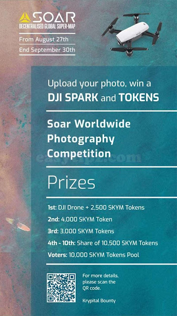 SOAR ICO Review: The Special Task II - Soar Worldwide Photography Competition