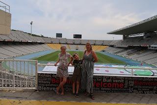 Olympic Stadium (Stadio Plimpico)