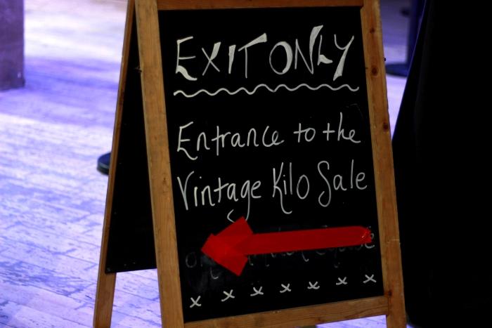 Southampton Vintage Kilo Sale Fair