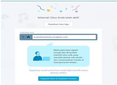 Cara Membuat Situs Baru