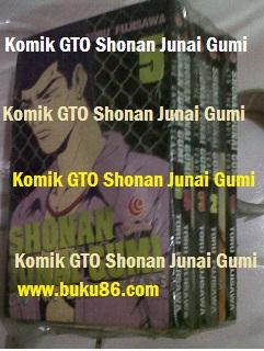 Komik GTO Shonan Junai Gumi