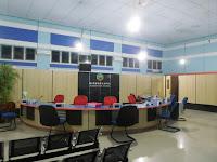 Sekat Kantor Bahan Multiplek MDF