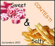 SWEET AND SALTY CONTEST
