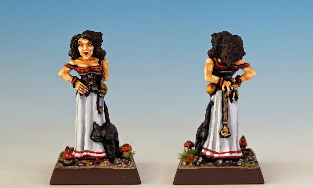 Sorceress, Citadel C18 Night Horrors (1986)