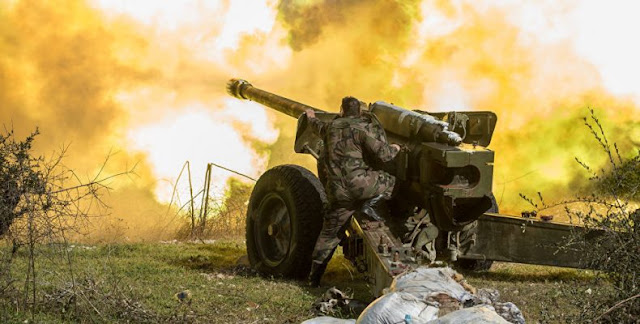 Ρωσία και Άσαντ λίγο πριν την τελική επίθεση στο Ιντλίμπ