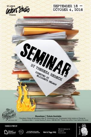 Seminar theresa rebeck script