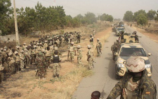 boko haram commander sambisa surrender