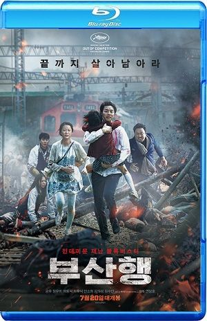Train to Busan 2016 HDRip 720p 1080p