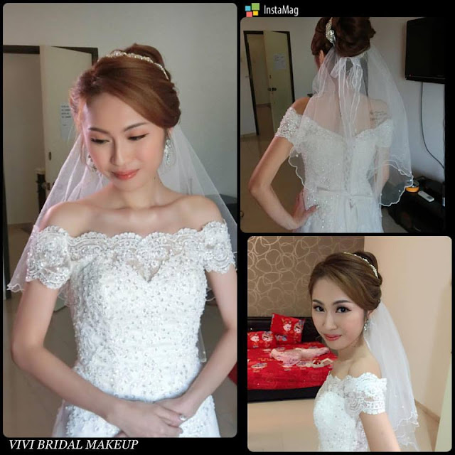 formal bridal style
