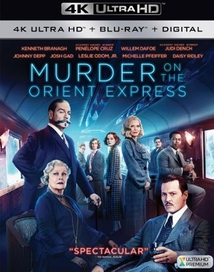 Filme Assassinato no Expresso do Oriente - 4K Ultra HD 2018 Torrent