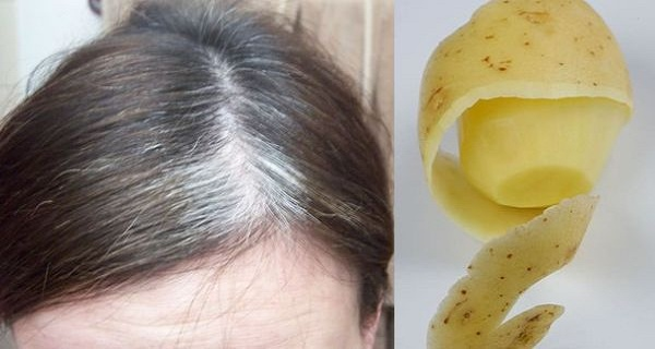 Get Rid Of White Hair With Only One Ingredient