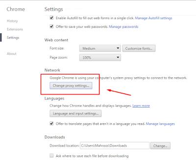 Mengatasi Google Chrome ERROR tidak bisa dibuka