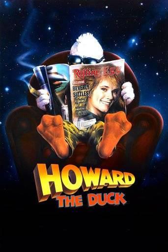 Howard the Duck (1986) ταινιες online seires oipeirates greek subs