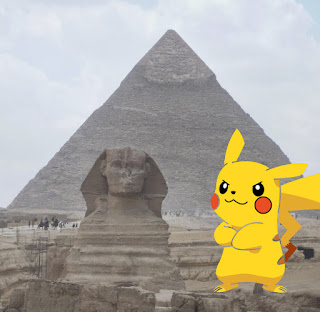 pikachu pokemon go arquitectura realidad virtual