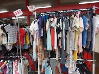 39円子供服コーナーサイズ60㎝