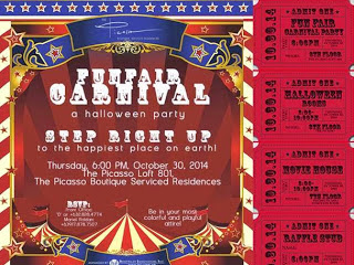 Howlin' Fun Party at Picasso Boutique's Halloween Carnival Fair