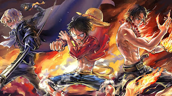 One Piece, Luffy, Ace, Sabo, 4K, #6.436