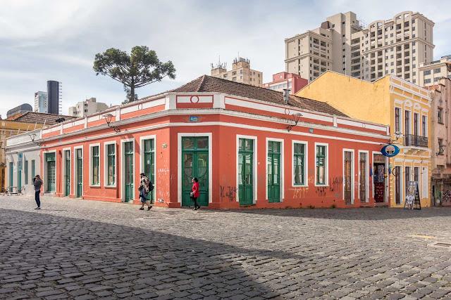 Rua São Francisco, 350