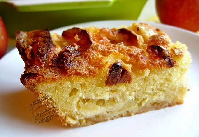 Recette de mamie Jeanne : le gâteau aux pommes