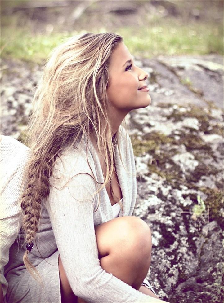 Emma Holder Boho Hippie Hair