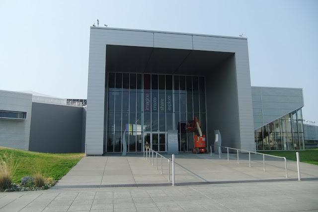 future-of-flight-building フューチャーオブフライ建物