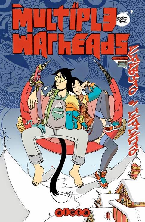 Multiple Warheads Aleta Ediciones