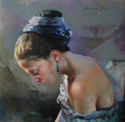 Итальянская  художница Francesca Strino