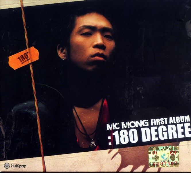 MC Mong – Vol.1 180 Degree
