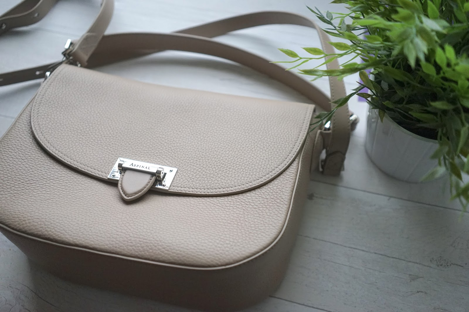 The Letterbox Slouchy Saddle Bag