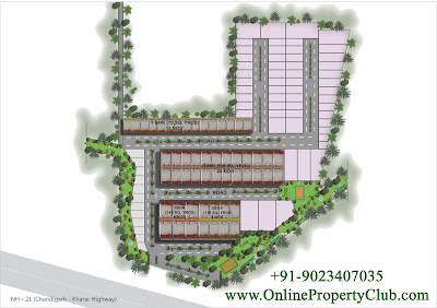 SAACHI HOMES KHARAR, 1/2/3/BHK Floors MOHALI