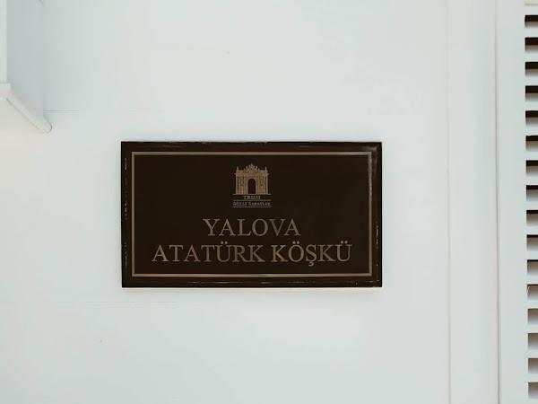 Yalova Atatürk Köşkü