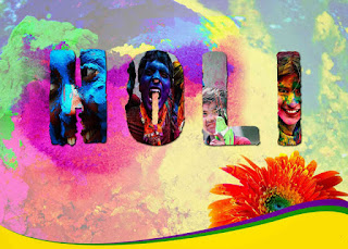 holi photo and pic