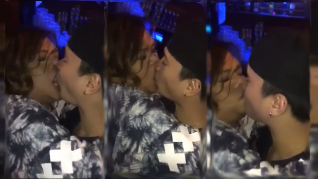 Comedian Chokoleit Kissing a Handsome Guy Trends on Social Media