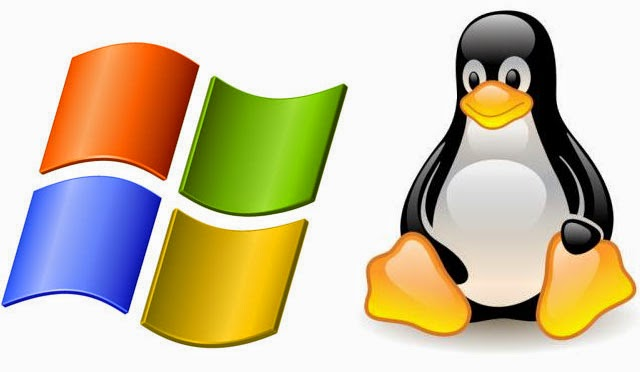 Windows software y linux software