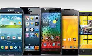 Top 5 phone makers