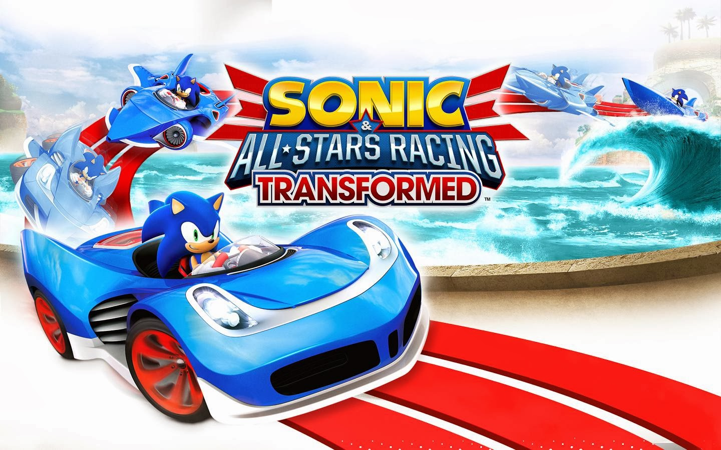 Androidportal best android portal: sonic racing transformed full apk +