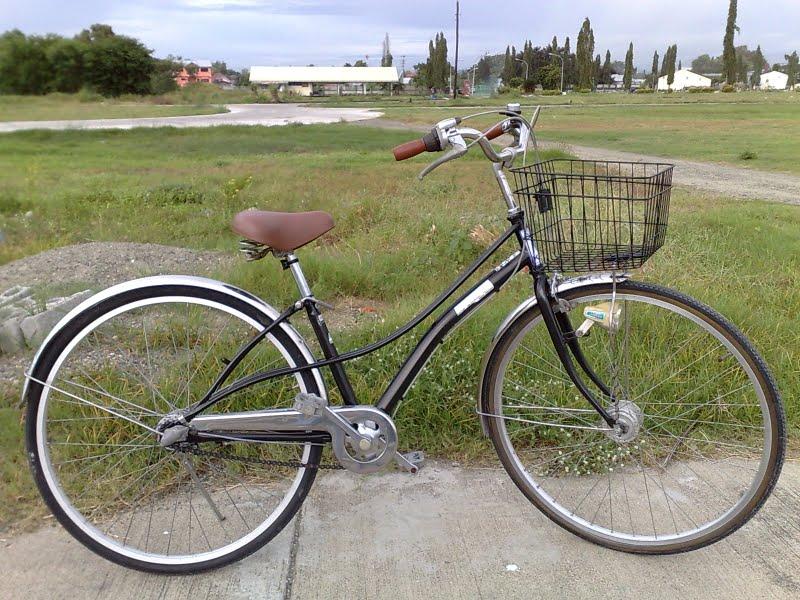 Riding a folding bike around Manila: My Bikes
