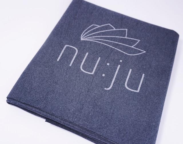 nu:ju Sporthandtuch, sport towel, hygienisch, hypoallergen, antibakteriell, silberionen, beauty