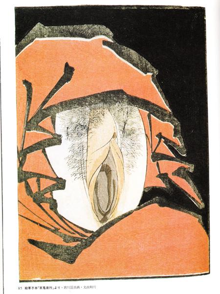 Preferenza Humorous Japanese Shunga – OOP – One of my Favorite Shunga Books  TF03